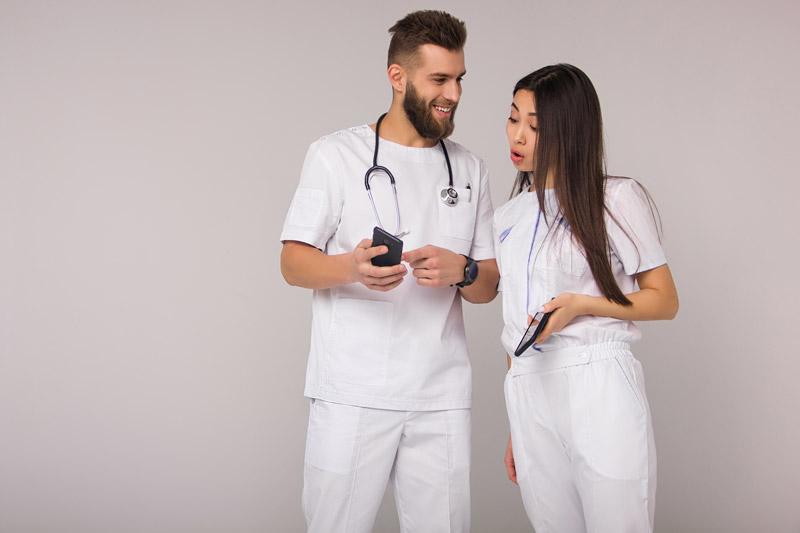 Defibrillating Patient