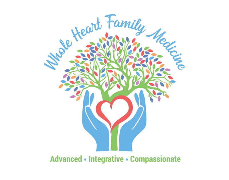 Whole Heart Family Medicine Logo