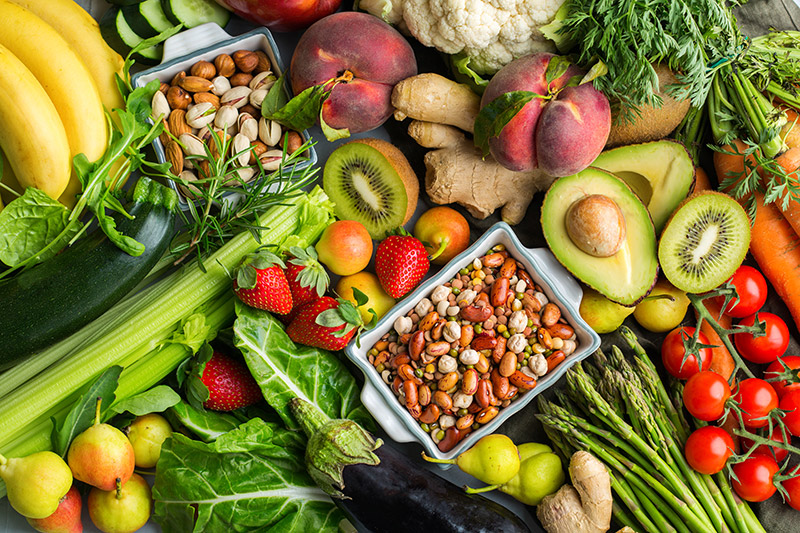 Fruit and Veggie Diet