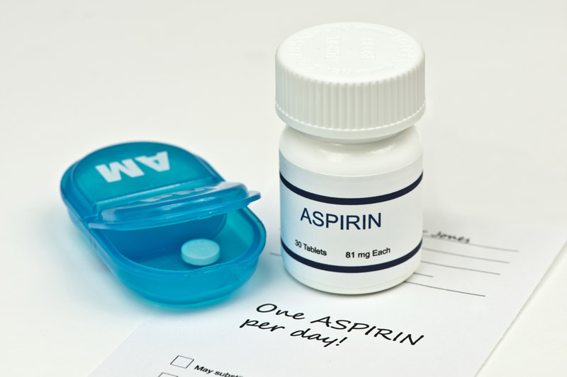 Should I take a daily aspirin?