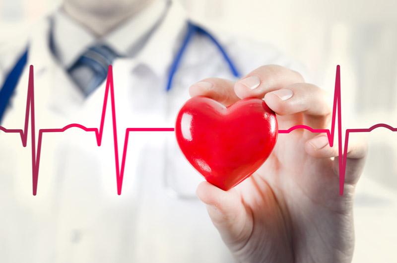 cardiovascular work-up